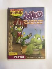 Max Lucado's Hermie and Friends: Milo, the Mantis Who Wouldn't Pray by Max.