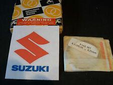 SUZUKI PISTON RINGS A100 AS100 ASS100 +0.75mm  (1) NEW