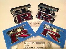 R35 Gtr/Nismo Emblema Insignia Logotipo, Nissan Skyline R32 R33 R34 350z 370z Z32 Juke