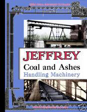 1924 MINING Coal Ash Machinery Handling CATALOG BOOK