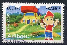 STAMP / TIMBRE FRANCE OBLITERE N° 3848 JEUNESSE / JEUX VIDEOS