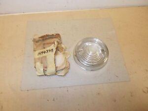 Mopar NOS Park Lamp Lens (Late) 54 Dodge Meadowbrook,Coronet,Royal