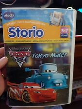 Vtech Storio - CARS TOONS (NEW SEALED)- TOKYO MATER -  FAST POST