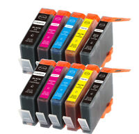 Replacement XL Ink Cartridge Set for 564XL Photosmart D7560 7510 7515 7520 7525