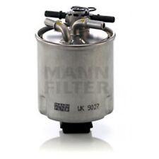 MANN-FILTER Fuel filter WK 9027