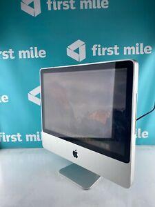 Apple iMac A1224 20inch All In One - Intel @2.40GHz 2GB RAM 320GB HDD OS X