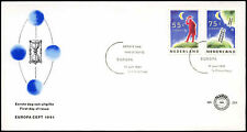 Space First Day Cover European Stamps