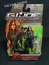 GI Joe Rise of Cobra Baroness Paris Pursuit Action Figure 2009 Hasbro Sealed MOC