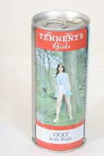 """Tennent's girl beer can - 440ml """"Vicky"""""""