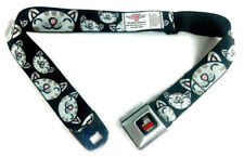 The Big Bang Theory Soft Kitty Posing Seat Belt Buckle-Down Adjustable 1.5 Inch