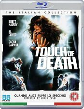 QUANDO ALICE RUPPE LO SPECCHIO (Touch of Death) BLURAY in Italiano NEW .cp