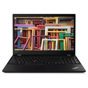Lenovo ThinkPad T15 - Intel Core i5-10210U 16GB RAM 256GB SSD Win 10 Pro 3Y