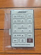NEW Genuine Bose Remote Control for Wave Radio Model AWR1-1W, AWR113, AWR131