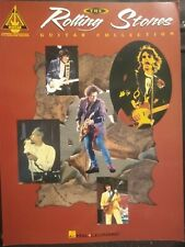 The Rolling Stones Guitar Collection Songbook Tabulature 13 Songs Very Good Cond
