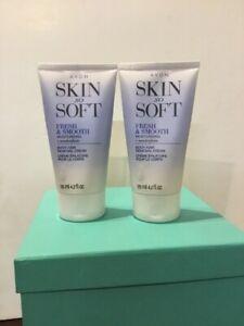 2 avon skin so soft Body Hair Removal Cream sensitive'skin