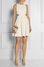 TIBI SONORAN EYELET DRESS AMAZING AMAZING  Size US 8 UK 12 L LARGE