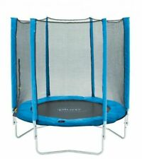 Plum Play 6ft Trampoline and Enclosure - Blue