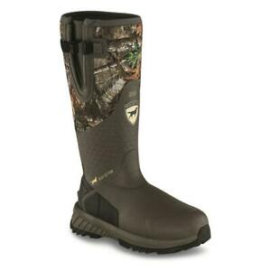 Irish Setter MudTrek 17 Waterproof Insulated Full Fit Rubber Hunting Boots 800 G