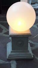 Säule Medusa Licht Stehlampe Lampe Säulenlampe Stehleuchte Lampe Figur 45 F38