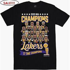 Los Angeles Lakers NBA Finals Championships 2020 Shirt Can't Beat LA Shirt