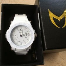 Authentic Meister Prodigy Watch (White)