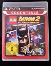 Lego Batman 2-DC Super Heroes (Sony PlayStation 3, 2012)