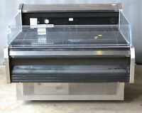 Used Kysor Warren Open Merchandiser Self Contained,Free Shipping!