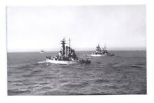 Imperial War Museum Photo NAVY SHIP BOAT FLEET vintage military photograph 10664