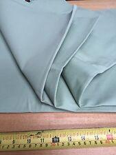 """NUOVO & Tela di Cotone Vintage-Verde Chiaro-sedano - 3 M in 4 pezzi larghi 60"""""""