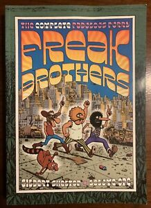 The Complete Fabulous Furry Freak Brothers volume one 2001 OUT OF PRINT