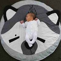 Fuchs Kinderdecke Krabbeldecke Babydecke Spieldecke Spielmatte aus Baumwolle