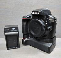 Nikon D3300 24.2MP Digital SLR Camera - Black (Body Only) - Awesome Photos!
