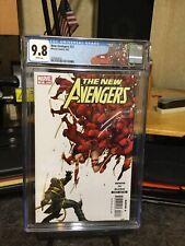 Marvel The New Avengers #27 1st Apperance New Ronin CGC Graded 9.8 w/ NEW Label