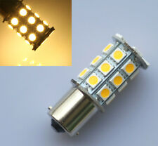 4x 1156 BA15S 27 LED SMD 5050 Autolampe Licht Birne Beleuchtung DC 12V Warmweiß