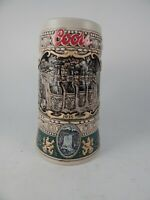 Coors Brewing Stein 1935 Print Advertisement 1990 Edition Beer Mug Numbered