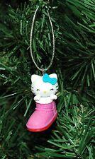 Hello Kitty Fashionable Shoe Christmas Ornament # 3