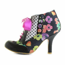 Party Slim Floral Boots for Women