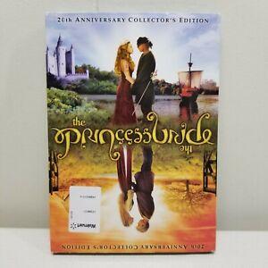 The Princess Bride DVD Movie 20th Anniversary Collectors Edition Chic Flic