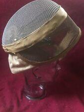 Vintag Fencing helmet. Santelli? Castello? Very nice!