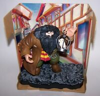 Harry Potter Hagrid's Gift Statue Classic Scenes Collection Mattel 2001 NIB