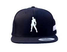 NEW Unisex Caps Hats ALPHAS Invincible Worldwide Snapbacks Black