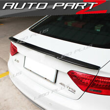 Carbon Fiber Spoiler Heckspoiler für AUDI A5 Coupe B8 8T S Line 2-türig 09-17