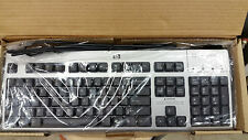 HP USB Smartcard Keyboard KUS0133,393231-001,393670-001,ED707AA  NEW NIB