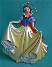 DISNEY PARKS PRINCESS SNOW WHITE CHRISTMAS ORNAMENT DISNEY HOLIDAY COLLECTIBLE