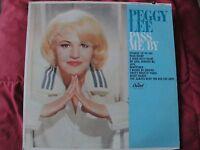 """PEGGY LEE """"PASS ME BY"""" VINYL LP 1965 CAPITOL RECORDS T 2320, MONO EX"""