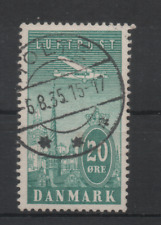 Y235 Denemarken 219 gestempeld
