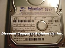 90650U2 5 in stock Tested Good Free USA Shipping Maxtor 6.5GB 3.5in IDE Drive