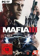 Mafia III (PC, 2016, DVD-Box)