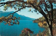 Lake George New York~North Side Tongue Mountain Range~Route 9N~1971 Postcard