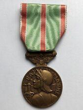 Superbe ancienne MEDAILLE MILITAIRE SOLDAT DE LA MARNE 1914-1918